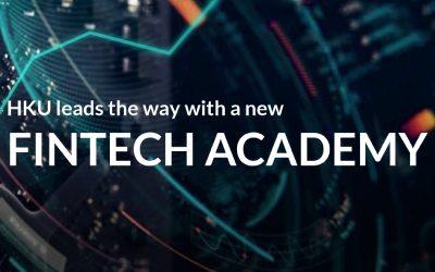 HKU-SCF FinTech Academy